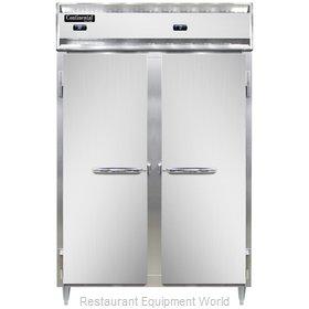 Continental Refrigerator DL2RF-SA-PT Refrigerator Freezer, Pass-Thru