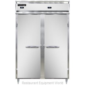 Continental Refrigerator DL2RF-SS-PT Refrigerator Freezer, Pass-Thru