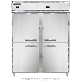 Continental Refrigerator DL2RFE-HD Refrigerator Freezer, Reach-In
