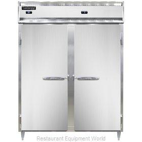 Continental Refrigerator DL2RFE-PT Refrigerator Freezer, Pass-Thru