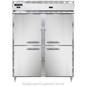 Continental Refrigerator DL2RFE-SS-HD Refrigerator Freezer, Reach-In