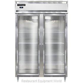 Continental Refrigerator DL2RS-GD Refrigerator, Reach-In