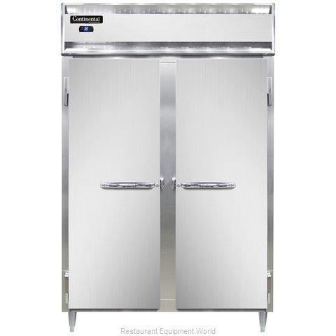 Continental Refrigerator DL2RS-SS Refrigerator, Reach-In