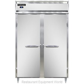 Continental Refrigerator DL2RS-SS Refrigerator, Reach-In