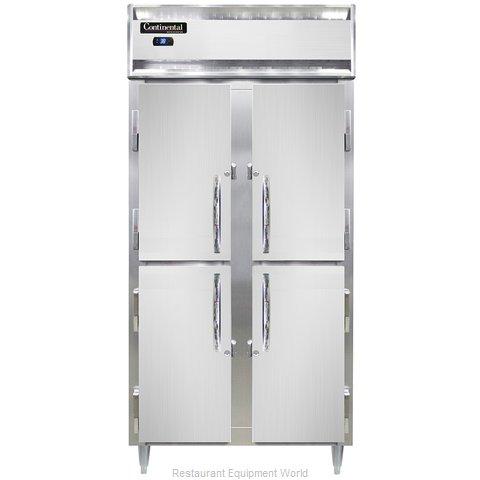 Continental Refrigerator DL2RSE-SS-HD Refrigerator, Reach-In