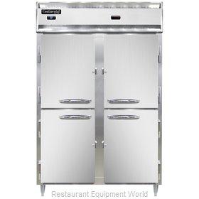 Continental Refrigerator DL2RW-HD Refrigerated/Heated Cabinet, Dual Temp