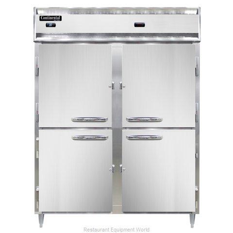 Continental Refrigerator DL2RWE-HD Refrigerated/Heated Cabinet, Dual Temp