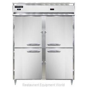 Continental Refrigerator DL2RWE-HD Refrigerated/Heated Cabinet, Dual Temp
