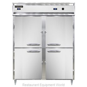 Continental Refrigerator DL2RWE-SA-HD Refrigerated/Heated Cabinet, Dual Temp