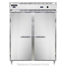 Continental Refrigerator DL2RWE-SA Refrigerated/Heated Cabinet, Dual Temp
