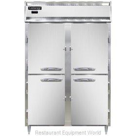 Continental Refrigerator DL2W-HD Heated Cabinet, Reach-In
