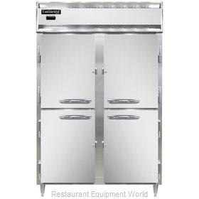 Continental Refrigerator DL2W-SA-PT-HD Heated Cabinet, Pass-Thru