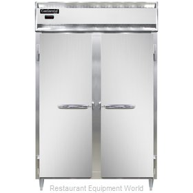 Continental Refrigerator DL2W-SA Heated Cabinet, Reach-In