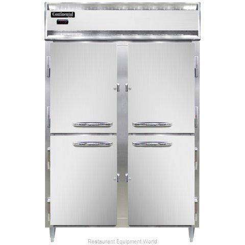 Continental Refrigerator DL2W-SS-HD Heated Cabinet, Reach-In