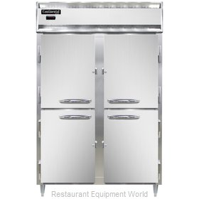 Continental Refrigerator DL2W-SS-HD Heated Cabinet, Reach-In