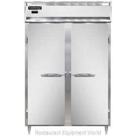 Continental Refrigerator DL2W Heated Cabinet, Reach-In