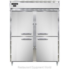 Continental Refrigerator DL2WE-HD Heated Cabinet, Reach-In