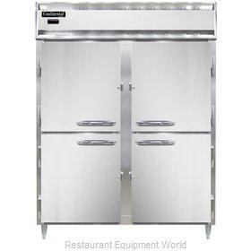 Continental Refrigerator DL2WE-PT-HD Heated Cabinet, Pass-Thru