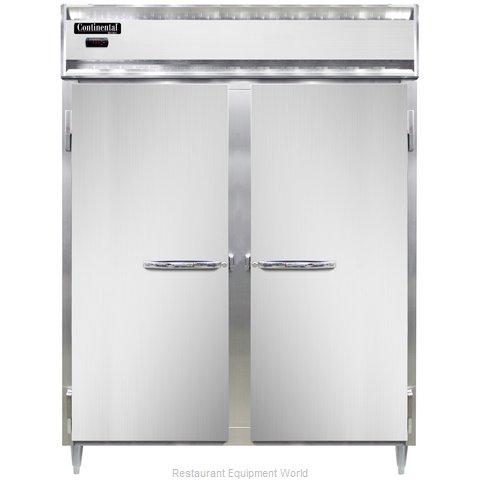 Continental Refrigerator DL2WE-SA-PT Heated Cabinet, Pass-Thru