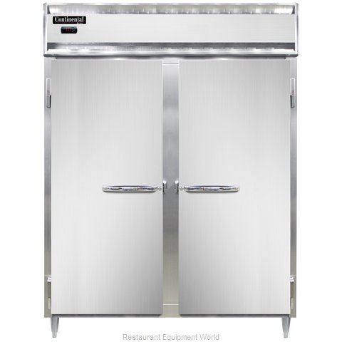 Continental Refrigerator DL2WE-SA Heated Cabinet, Reach-In