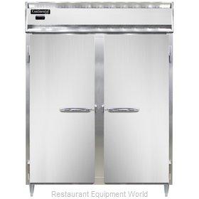 Continental Refrigerator DL2WE-SS-PT Heated Cabinet, Pass-Thru