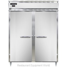Continental Refrigerator DL2WE-SS Heated Cabinet, Reach-In
