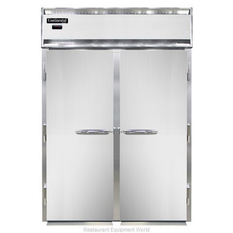 Continental Refrigerator DL2WI-E Heated Cabinet, Roll-In