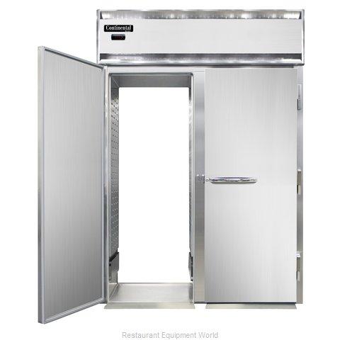 Continental Refrigerator DL2WI-RT-E Heated Cabinet, Roll-Thru
