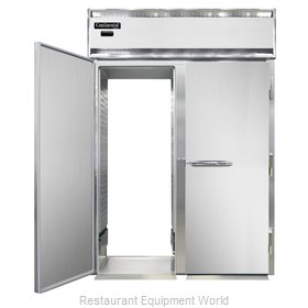 Continental Refrigerator DL2WI-RT-E Heated Cabinet, Roll-Thru