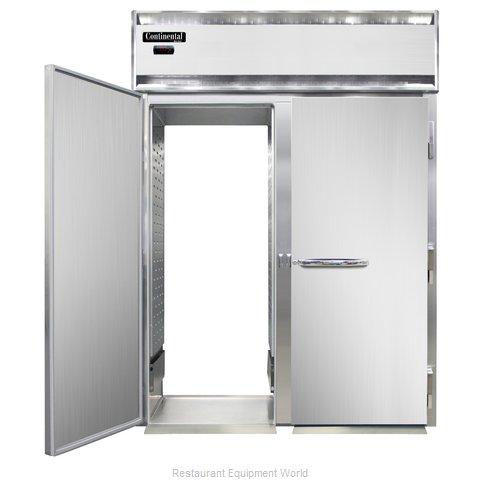 Continental Refrigerator DL2WI-RT Heated Cabinet, Roll-Thru