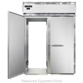 Continental Refrigerator DL2WI-RT Heated Cabinet, Roll-Thru