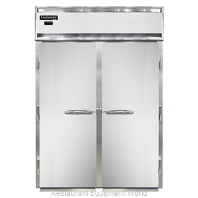 Continental Refrigerator DL2WI-SS-E Heated Cabinet, Roll-In
