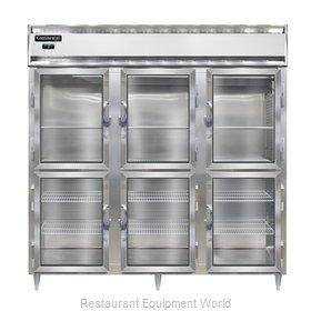 Continental Refrigerator DL3F-GD-HD Freezer, Reach-In