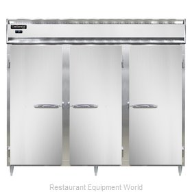 Continental Refrigerator DL3FE-PT Freezer, Pass-Thru