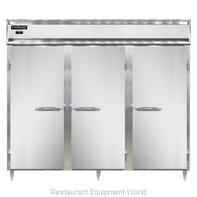 Continental Refrigerator DL3FE-SS-PT Freezer, Pass-Thru
