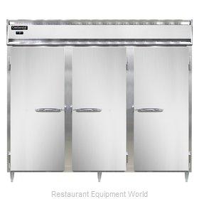 Continental Refrigerator DL3FE-SS Freezer, Reach-In