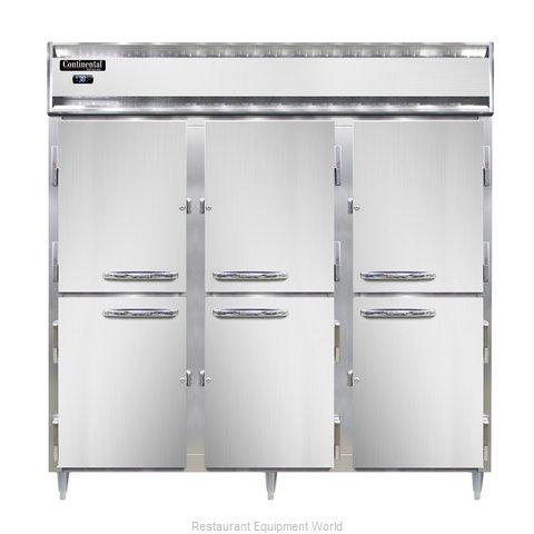 Continental Refrigerator DL3R-SA-HD Refrigerator, Reach-In