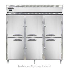 Continental Refrigerator DL3R-SS-PT-HD Refrigerator, Pass-Thru
