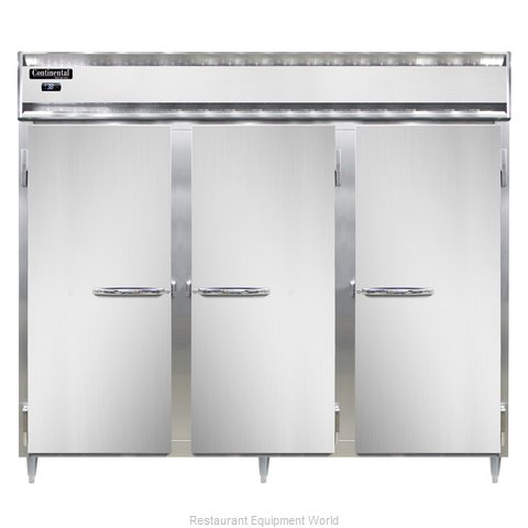 Continental Refrigerator DL3RE-SA-PT Refrigerator, Pass-Thru