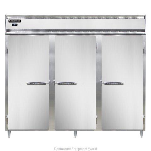 Continental Refrigerator DL3RE-SA Refrigerator, Reach-In