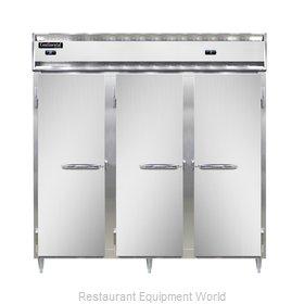 Continental Refrigerator DL3RFF-SA-PT Refrigerator Freezer, Pass-Thru