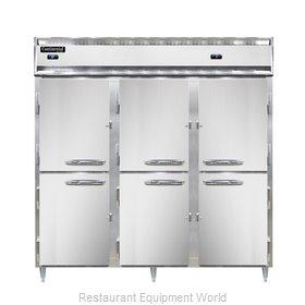 Continental Refrigerator DL3RFF-SS-HD Refrigerator Freezer, Reach-In