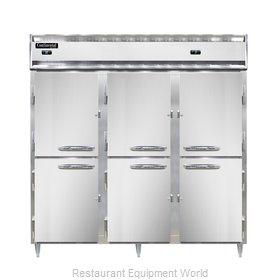 Continental Refrigerator DL3RFF-SS-PT-HD Refrigerator Freezer, Pass-Thru