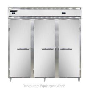 Continental Refrigerator DL3RFF Refrigerator Freezer, Reach-In