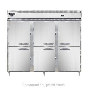 Continental Refrigerator DL3RFFE-SA-HD Refrigerator Freezer, Reach-In