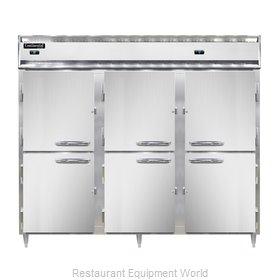 Continental Refrigerator DL3RFFES-SS-HD Refrigerator Freezer, Reach-In