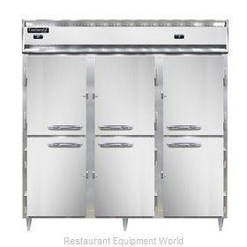 Continental Refrigerator DL3RRF-HD Refrigerator Freezer, Reach-In
