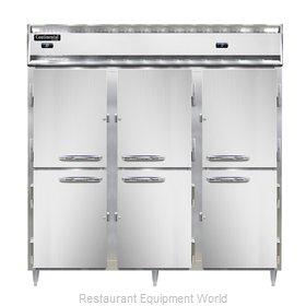 Continental Refrigerator DL3RRF-SS-PT-HD Refrigerator Freezer, Pass-Thru