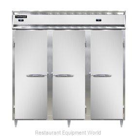 Continental Refrigerator DL3RRF Refrigerator Freezer, Reach-In