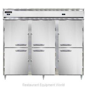 Continental Refrigerator DL3RRFE-PT-HD Refrigerator Freezer, Pass-Thru